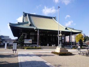 大阪市平野区の大念仏寺