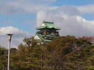 大阪市中央区の大阪城
